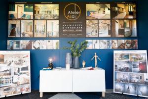 Les réalisations de l'Atelier Asa-i, architecte d'intérieur